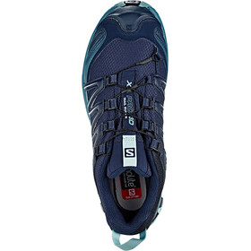 Salomon XA Pro 3D GTX Shoes Damen navy blazer/mallard blue/trellis